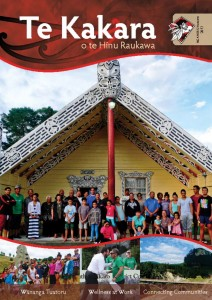thumbnail of Te-Kakara-Issue-22-2013