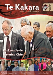thumbnail of Te-Kakara-Issue-25-2014